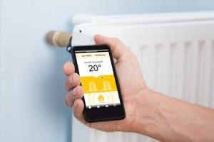 riscaldamento domestico intelligente